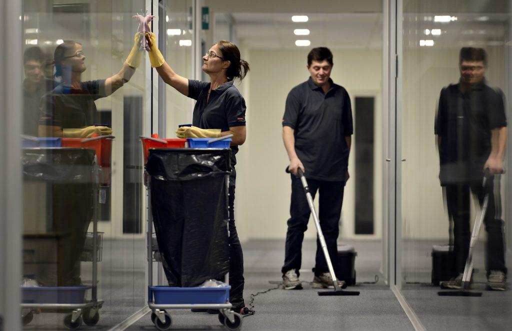 Rengøringsfirma på Frederiksberg med dygtigt & reelt personale